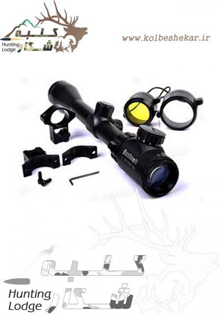 549 دوربین اسلحه بوشنل 1 | BUSHNELL 3*9-40