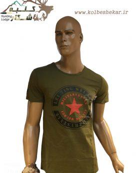 تیشرت میلیتاری استایل   T Shirt Military Style