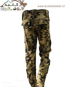 شلوار چریکی هشت جیب 2 | Army Pants