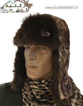 کلاه استتار برگی روسی 2   russia camouflage hat
