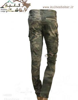 شلوار پلنگی شش جیب2 | LEOPARD PANTS