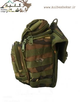 کیف دوشی تاکتیکال چریکی سبز2 | tactical bag
