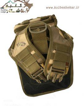 کیف دوشی تاکتیکال استتار بیابانی 2 | tactical bag