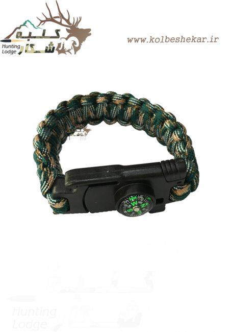 دست بند بقا تاکتیکال 2 | survival bracelet