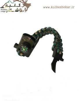 دست بند بقا تاکتیکال | survival bracelet