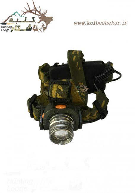 هد لامپ ضد آب 2 | water proof led head light
