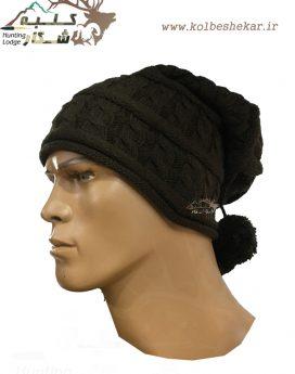 کلاه شیطانی زمستانی بافت | WINTER BAFT HAT