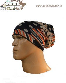 دستمال سر بافت زمستانی طرحدار 2 | BAFT SCARF