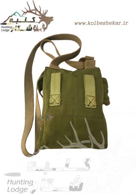 کیف شکار روسی سبز2   RUSSIA HUNTING BAG