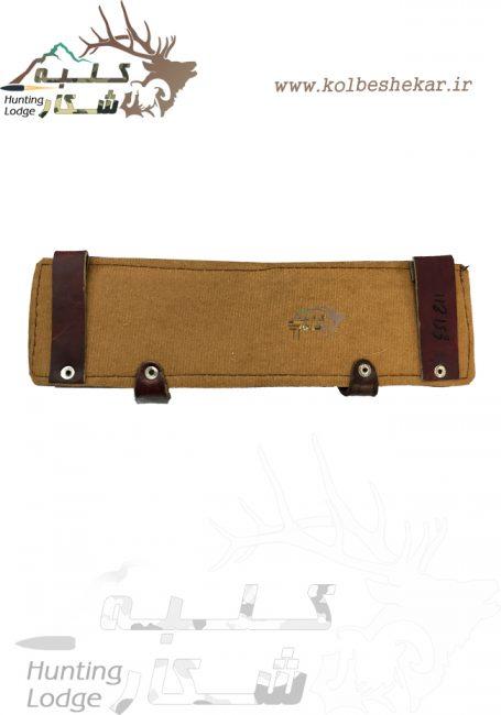 قطار فشنگ ده تایی چرم 2 | leathern bandolier