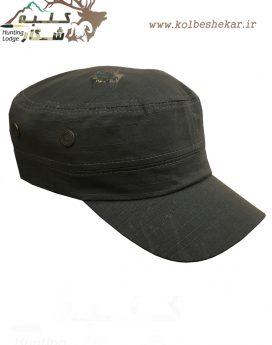 کلاه جیپ طوسی 1 | GRAY JEEP HAT