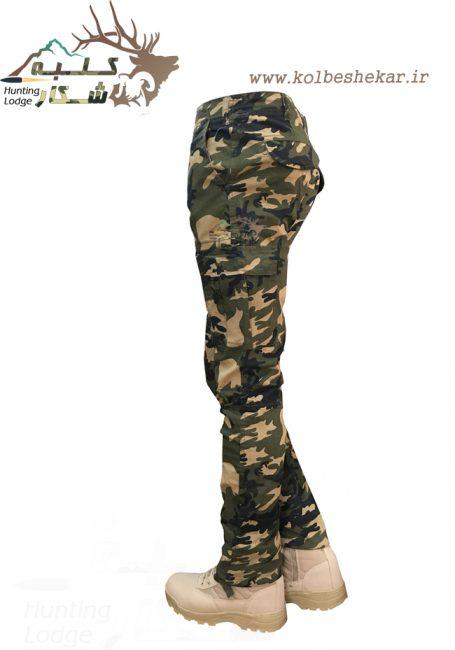 شلوار چریکی 6جیب 2| 868 army pants