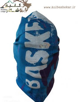 اسکارف بسکتبال آبی 2 | BASKETBALL SCARF 872