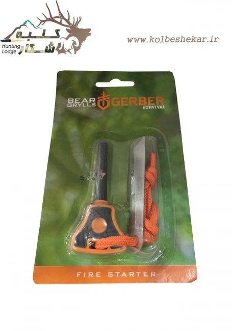 884 آتشزنه چخماقی گربر 1 | GERBER FIRE STARTER