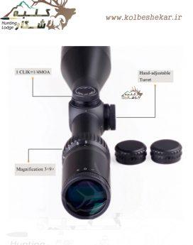 دوربین دیسکاوری 40*9-3 | 894 DISCOVERY RIFLE SCOPE 3
