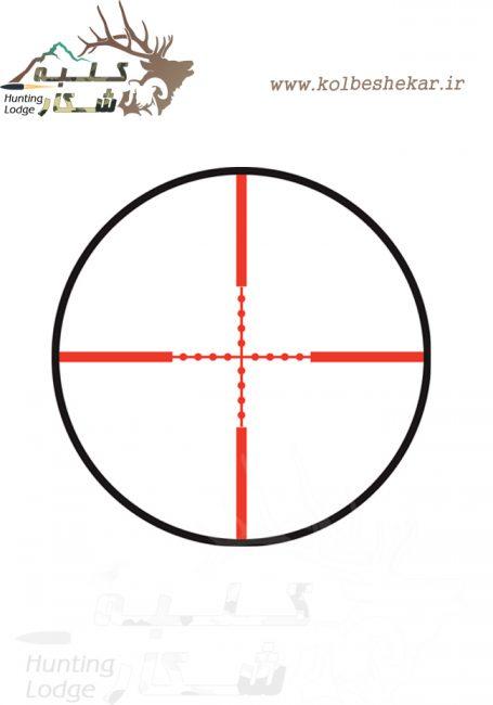 دوربین تفنگ سنترپوینت 914| CENTER POINT RIFLE SCOPE3