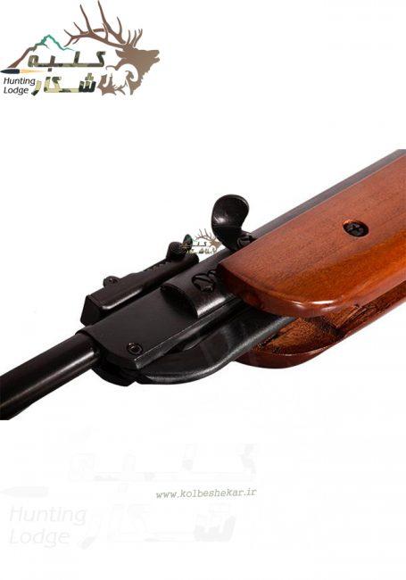 تفنگ بادی 4.5 چینی62 | 62 AIR RIFLE CHINESE