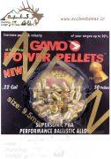 ساچمه گامو پاور طلایی | 921 GAMO POWER PELLETS