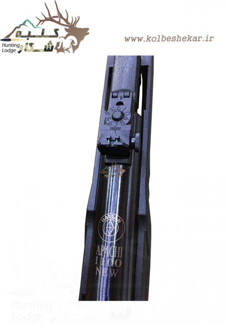 تفنگ بادی آپاچی1100 نیو   935 APACHI 1100 NEW 2
