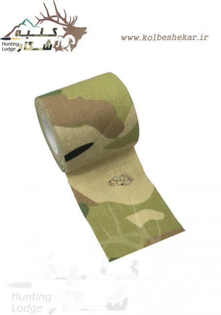 چسب استتار پلنگی 5سانتی | 950-ARMY CAMOUFLAGE BAND