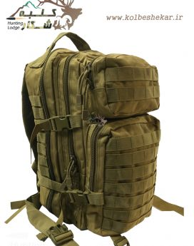 کوله حمله تاکتیکال خاکی | TACTICAL BACKPACK 953-2