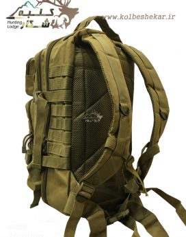 کوله حمله تاکتیکال خاکی | TACTICAL BACKPACK 953
