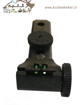 شکاف درجه تفنگ هانتر301 | 959-HUNTER301 SIGHT
