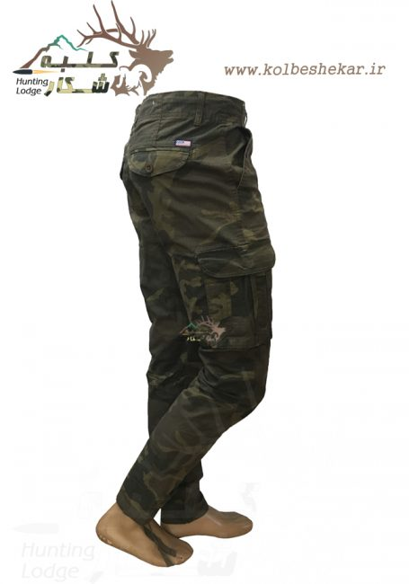 شلوار چریکی دمپاگتر 6جیب | 963 GUERRILLA PANTS 2