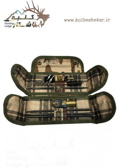 تنظیف کیفی تفنگ شکاری نمره12   CLEANING SET 971-1