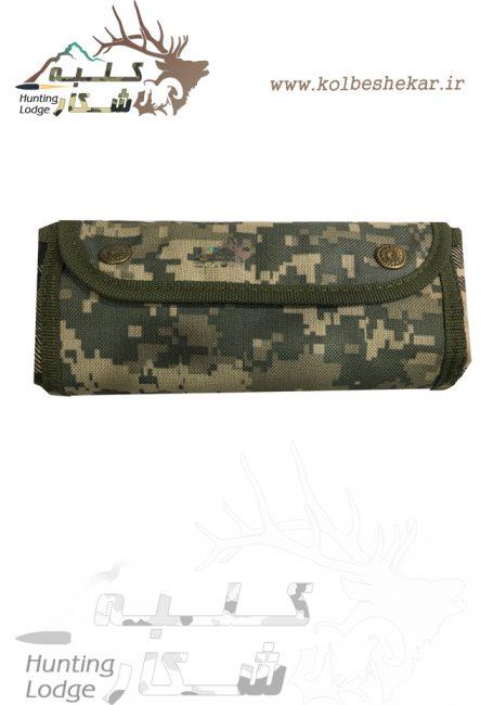 تنظیف کیفی تفنگ شکاری نمره12   CLEANING SET 971-2