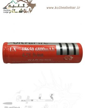 باطری شارژی لیتیومی | UITRA FLRC 6800mAh Li-ion972-1
