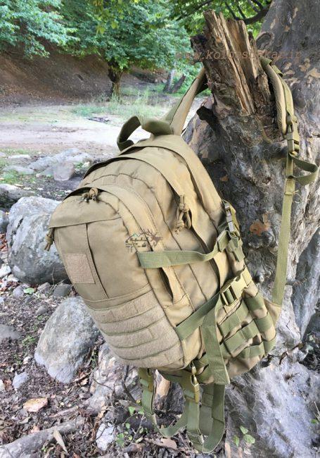 کوله پشتی تاکتیکال آپشنال | tactical backpack