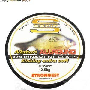 نخ ماهیگیری سایز35 استرانگ | FISHING LINE STRANG