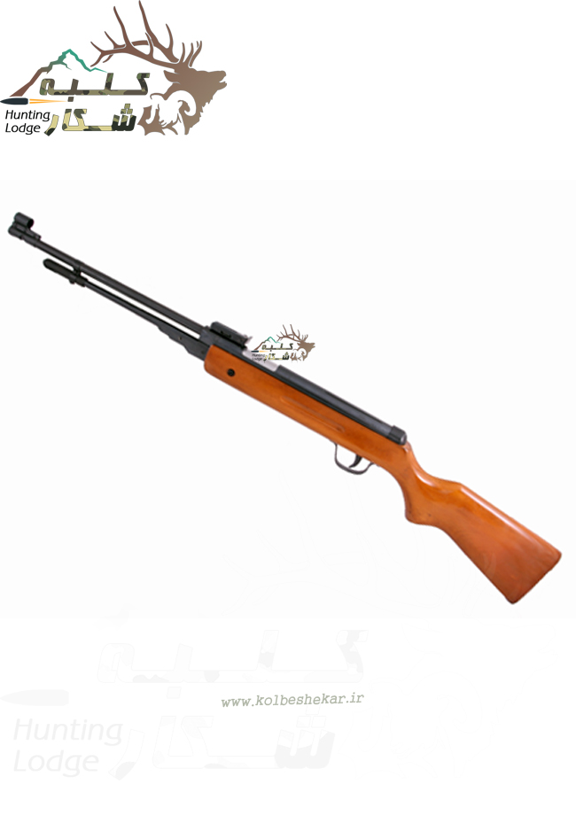 تفنگ بادی چینی زیرتاشو کالیبر 5.5   UNDERLEVER AIRRIFLE4