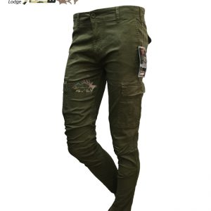 شلوار 6 جیب سبز | 183 green army pants 1