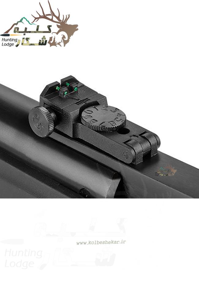 تفنگ بادی هاتسان آپاچی4 1100 HATSAN APACHI TH