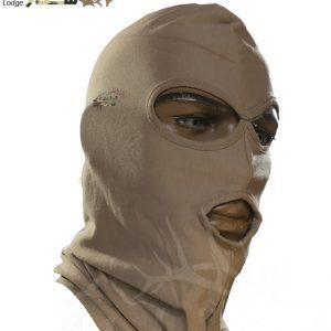 فیس استتاری خاکی   dusty scarf