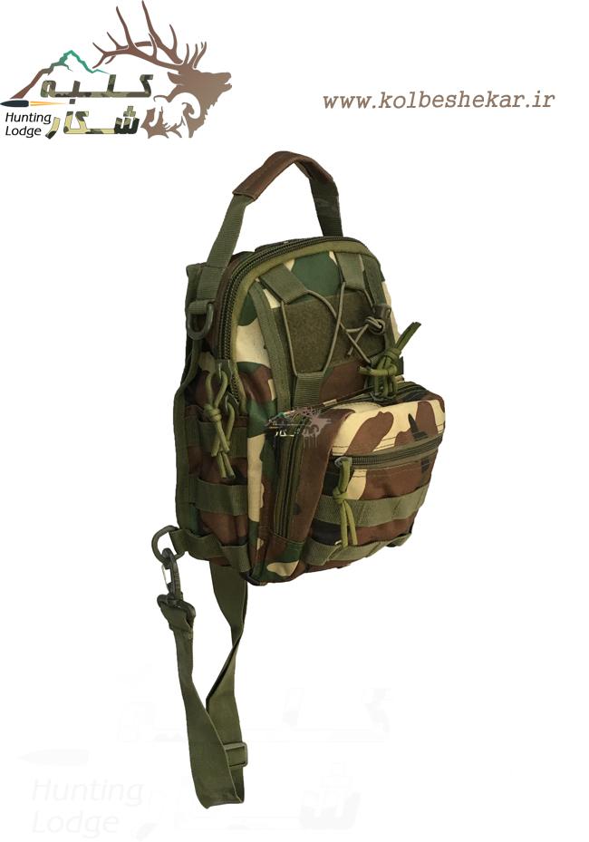 کیف چریکی تاکتیکال دوشی | tactical army bag