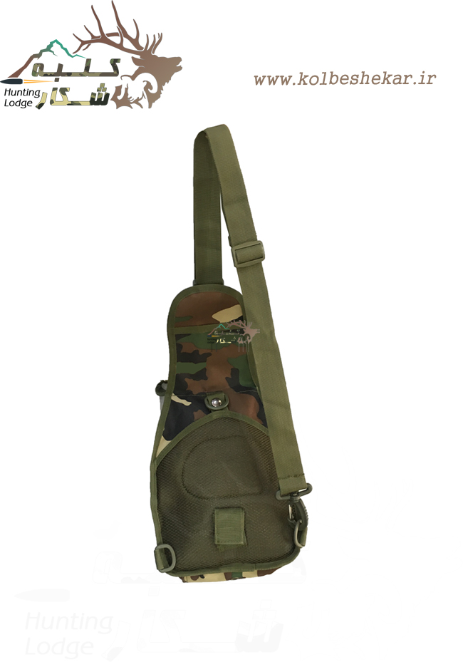 کیف چریکی تاکتیکال دوشی 2 | tactical army bag