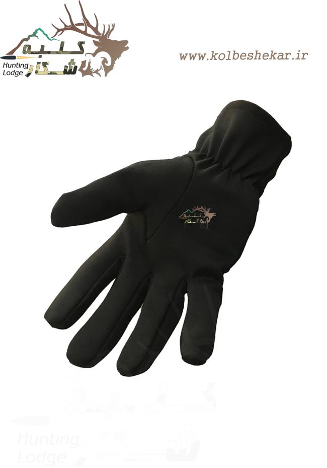 دستکش ویندستاپر مشکی 2 | windstoper glove