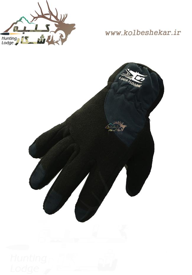 دستکش لاکی لانگ پلار   luckyloong polar glove