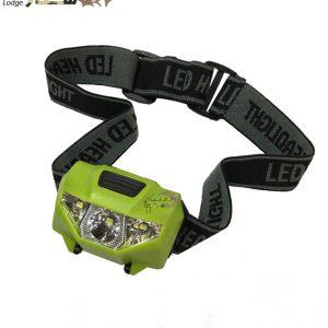 هد لامپ T103 باتری خور | headlight led