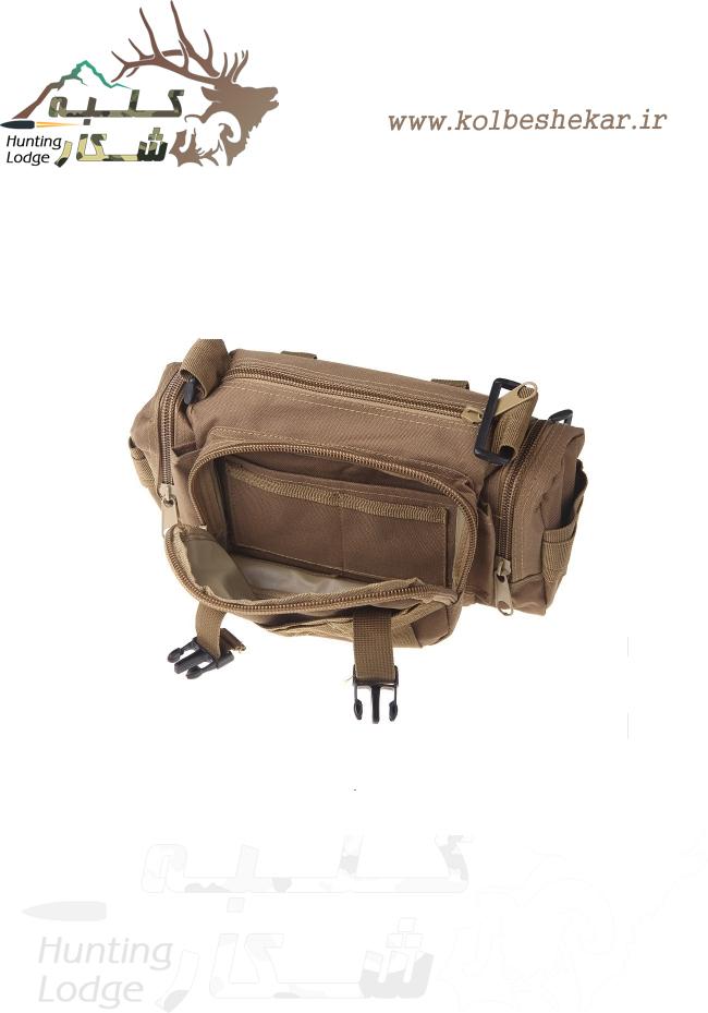 کیف چندکاره تاکتیکال 2 | tactical multibag