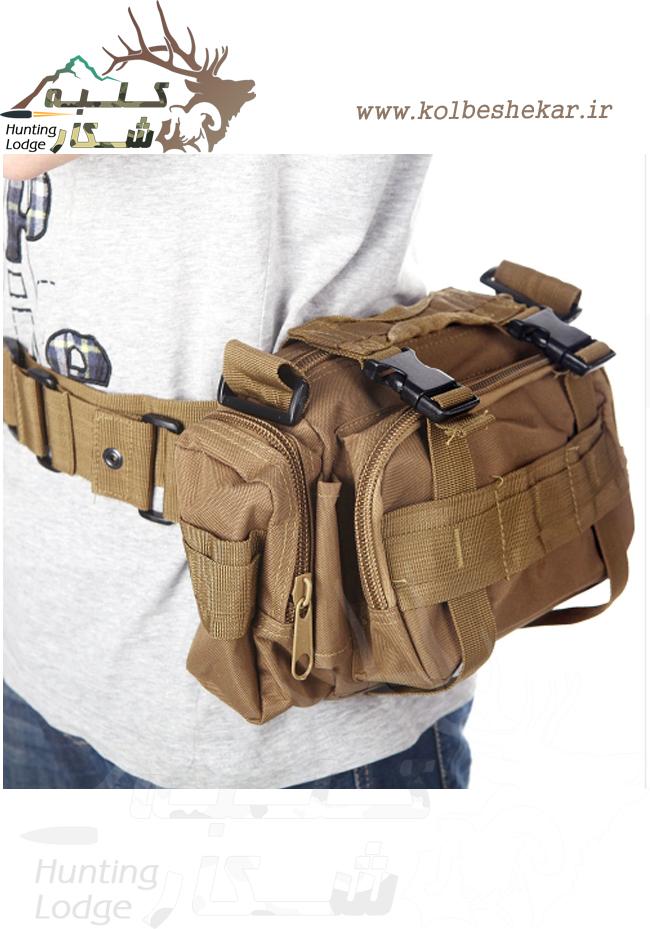 کیف چندکاره تاکتیکال 3 | tactical multibag