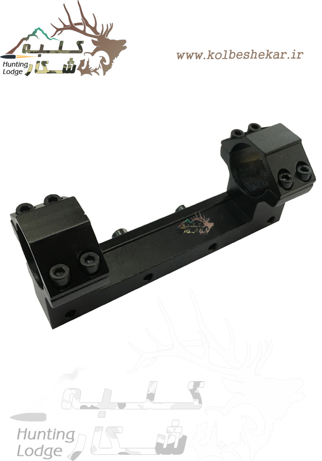 پایه دوربین یک تکه   SCOPE MOUNT RINGS