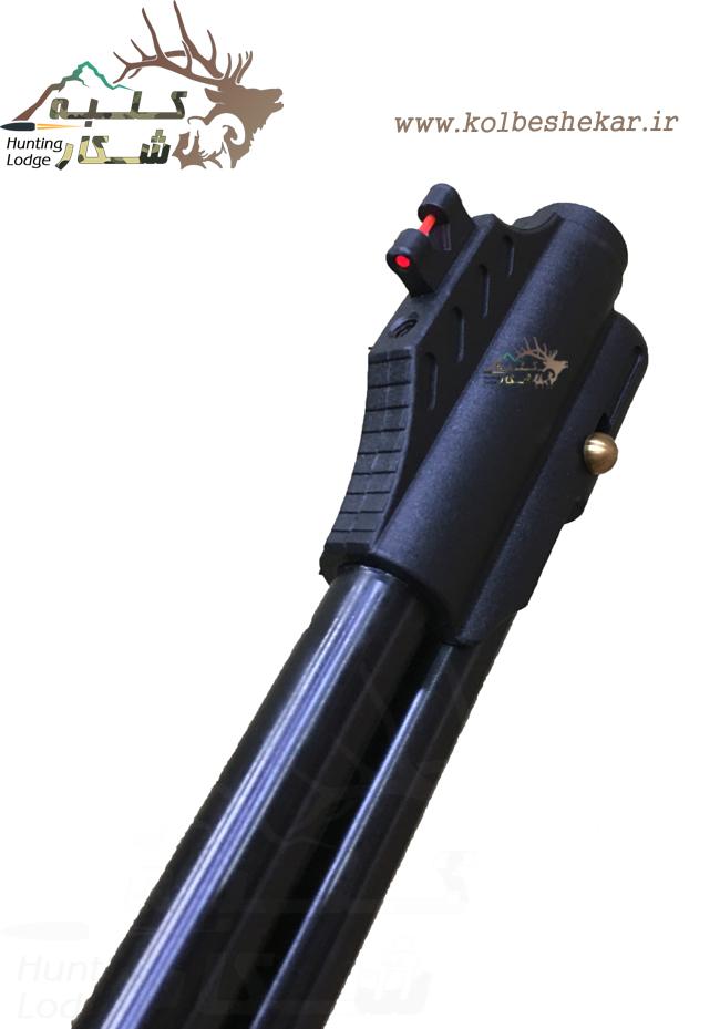 تفنگ بادی آپاچی زیرتاشو 5.5| UNDER LEVER HATSAN APACHI 937 1