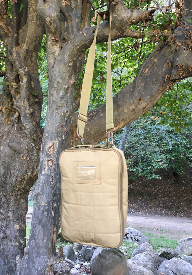 کیف دوشی خاکی تاکتیکال2 | multifunction tactical bag