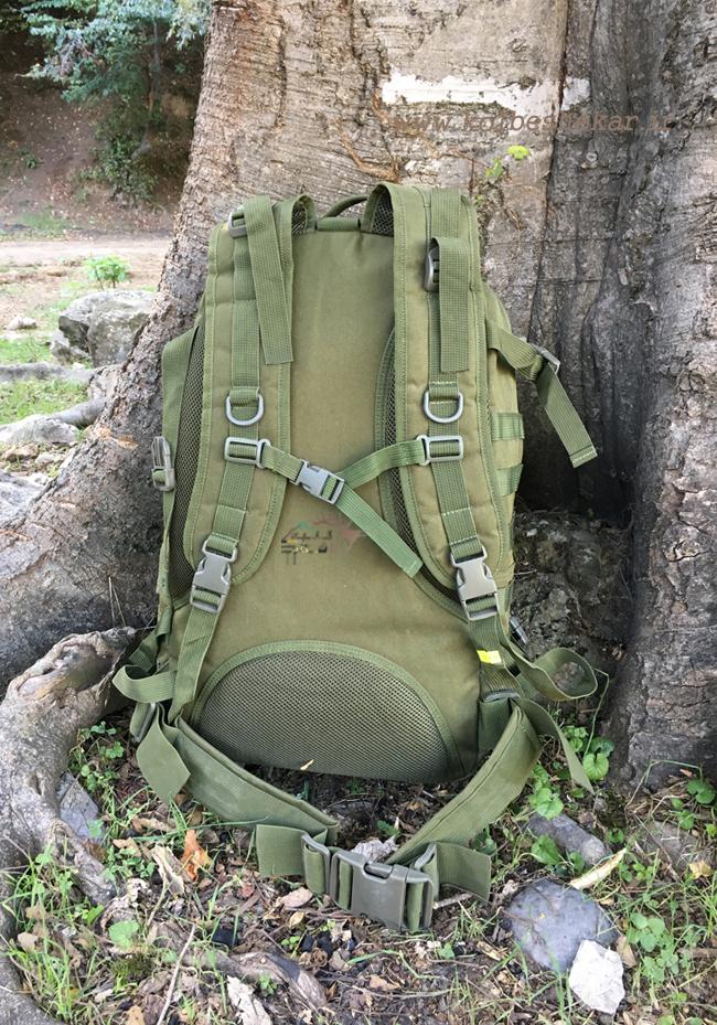 کوله پشتی سبز تاکتیکال2 | tactical backpack