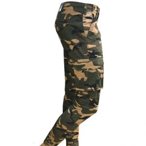 1021 شلوار چریکی دمپاکش کتان | ARMY PANTS GUESS