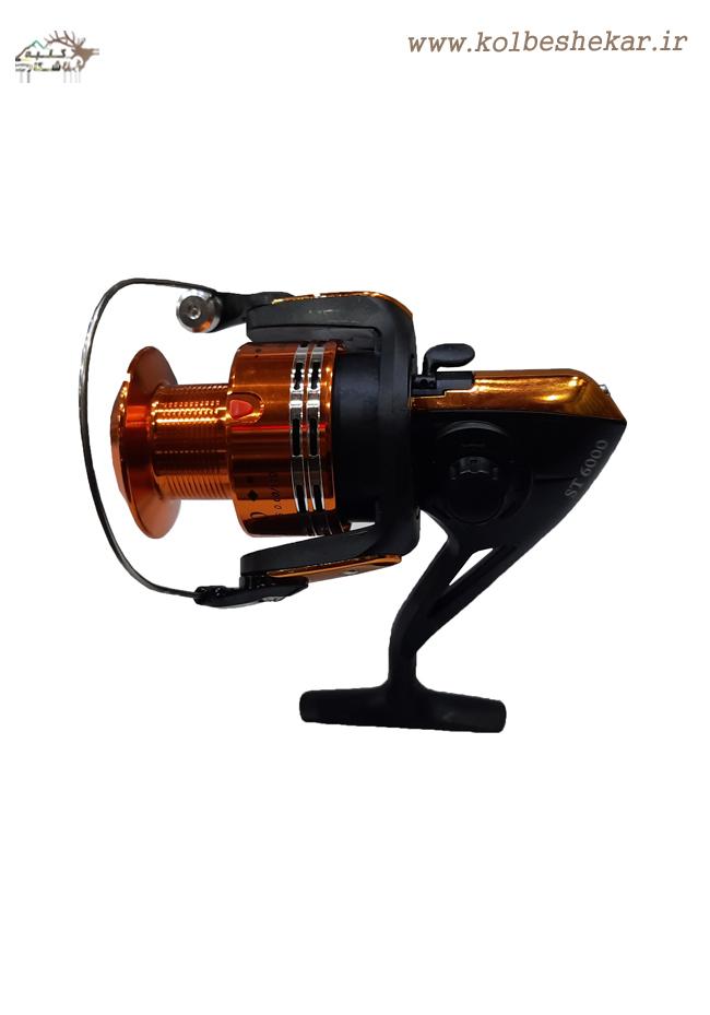 چرخ ماهیگیری کپوری | FISHING REELS ST6000-3